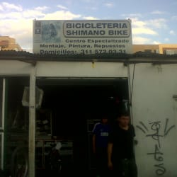 Shimano Bike en Bogotá