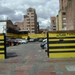 Parqueadero Calle 73 en Bogotá
