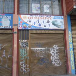 Dotaciones Rossini en Bogotá
