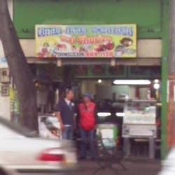 Bal Chorizo en Bogotá