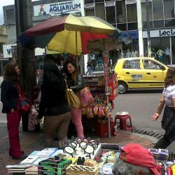Minutos Carrera 15 Calle 59 en Bogotá