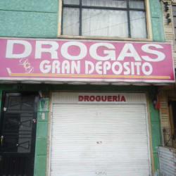 Drogas Gran Depósito en Bogotá