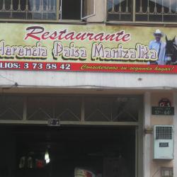 Restaurante Herencia Paisa Manizalita en Bogotá