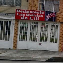 Restaurante Las Delicias De Lili en Bogotá