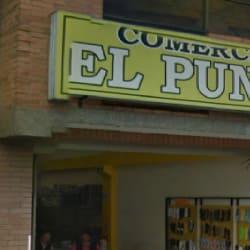 Comercial El Punto en Bogotá