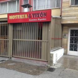 Mostaza & Tizón en Bogotá
