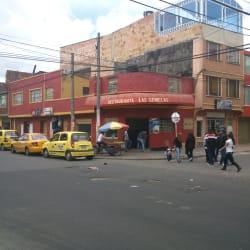 Restaurante Las Gemelas en Bogotá