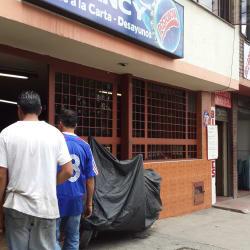 Restaurante Francy en Bogotá