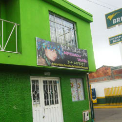 Publicidad JLG en Bogotá