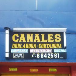 Canales y Ductos en Bogotá