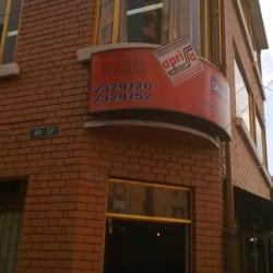 Aprisa Pizza Carrera 13 en Bogotá