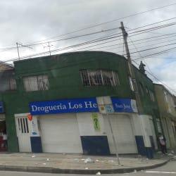 Droguería Los Héroes San José en Bogotá