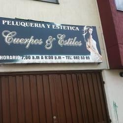 Peluquería y Estética Cuerpos & Estilos en Bogotá
