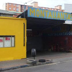 Montallantas 24 en Bogotá