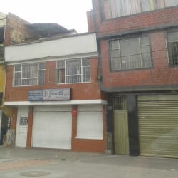 Cabinas Jineth en Bogotá