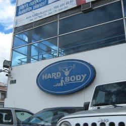 Hard Body Calle 109 en Bogotá