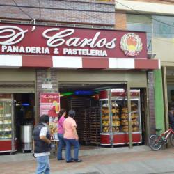 D'Carlos Panadería Pastelería  en Bogotá