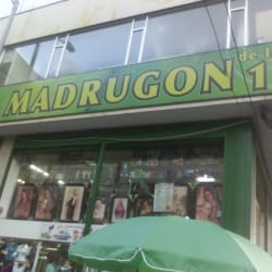 El Gran Madrugon de la 10 en Bogotá