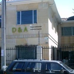 D&A Especialidades Odontológicas en Bogotá