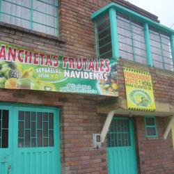Frutas y Verduras Mercampo Chía  en Bogotá