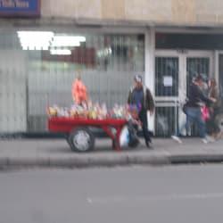 El Carrito de Dulces Calle 34 en Bogotá