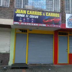 Juan Carlos & Carros  en Bogotá
