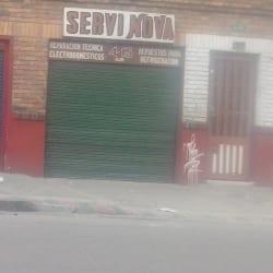 Servinova en Bogotá