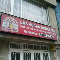 Las Vegas Broaster en Bogotá