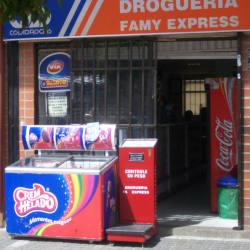 Fami Express Calle 139 en Bogotá
