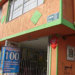 Papelería Carrera 152 en Bogotá