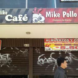 Mike Café en Bogotá
