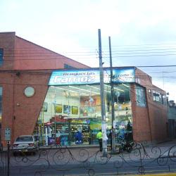 Droguerías Camoz en Bogotá