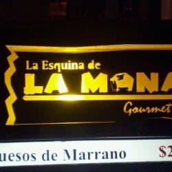 Restaurante La Esquina De La Mona Gourmet en Bogotá
