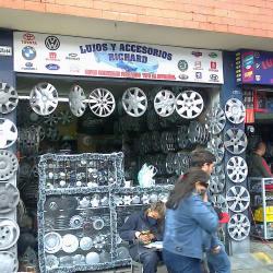 Lujos y Accesorios Richard en Bogotá