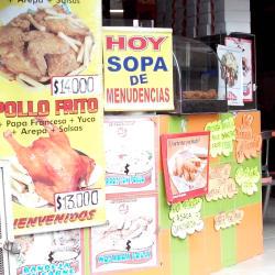 Apanitos Broaster en Bogotá