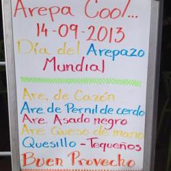Arepa Cool en Bogotá