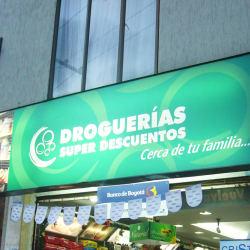 Droguerías Super Descuentos en Bogotá
