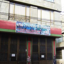 Ciclo Rayos en Bogotá