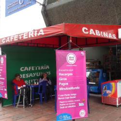 Cafetería Calle 1F con 31 en Bogotá