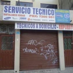 Servicio Técnico Instalamos Hogar en Bogotá