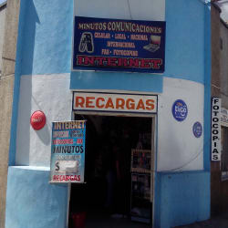 Minutos Comunicaciones Internet en Bogotá