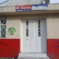 Restaurante El Sazón en Bogotá