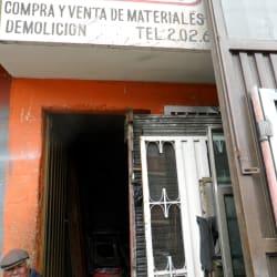 Demoliciones San Carlos en Bogotá