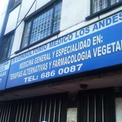 Consultorio Médico Los Andes en Bogotá