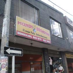 Mundi Broaster en Bogotá