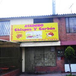 Asadero Chispas y Carbón en Bogotá