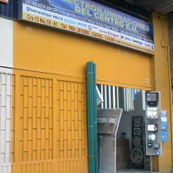 Electroiluminaciones del Centro E.U. en Bogotá