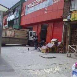 Madecentro Alquería en Bogotá