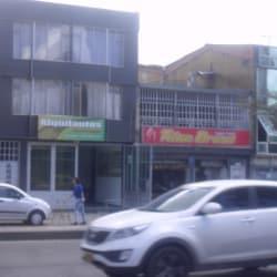 Titan Brasas en Bogotá