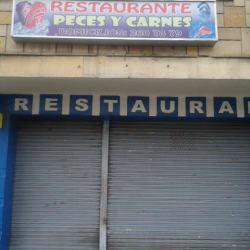 Restaurante Peces y Carne en Bogotá